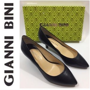 [ Gianni Bini ] Classic Black Heels